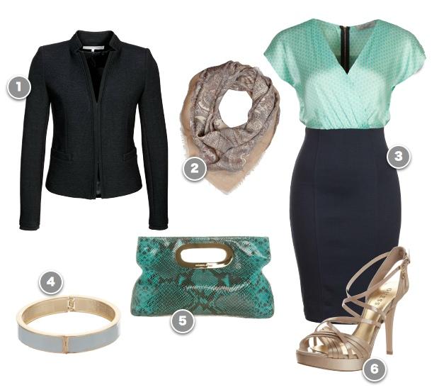 ein-business-outfit für jeden tag