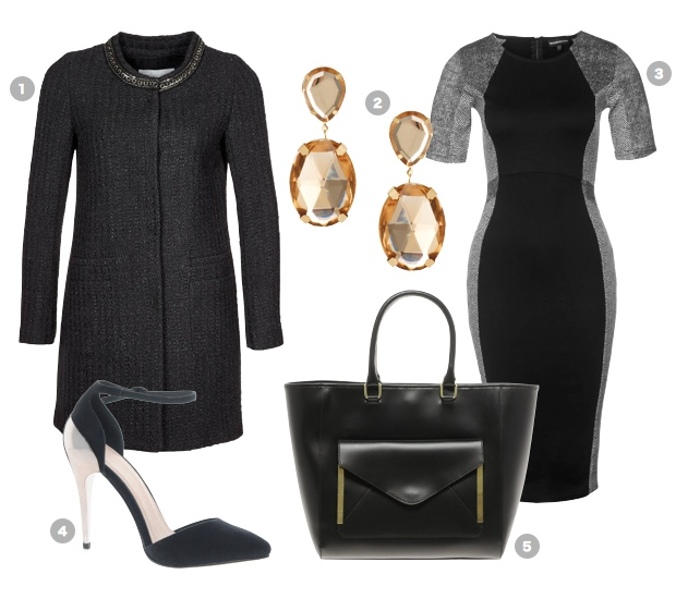 business-black-outfit