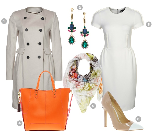 white-orange-outfit