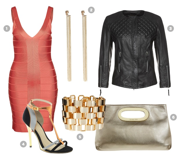 bandage-dress-party-outfit