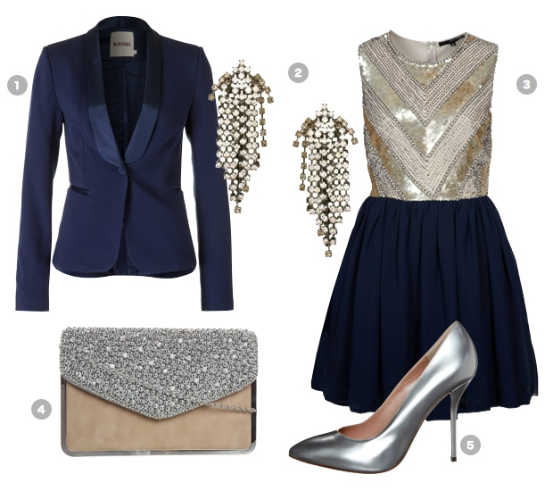 dark-blue-silver-outfit