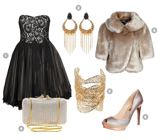 cocktailparty-outfit-ted-baker-kleid