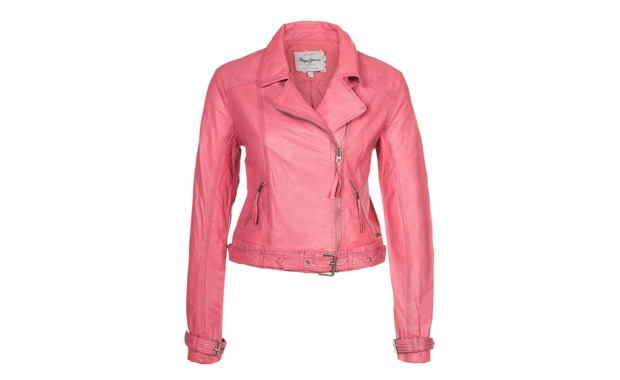 pepe-jeans-lederjacke-pink-leather-jacket
