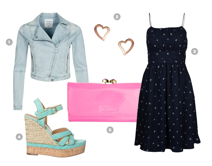 blue-dot-dress-ted-baker-clutch